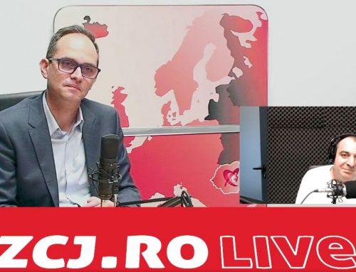 Clujul Alege! Ziua Live -Invitat Viorel Băltărețu