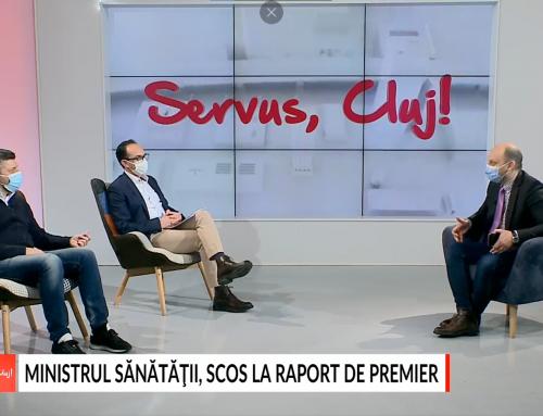 Interviu Servus, Cluj! cu Aaron Ciprian și Sorin Moldovan